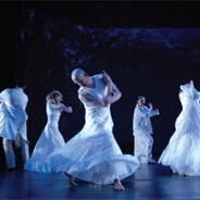 Dancers of the Liz Lerman Company