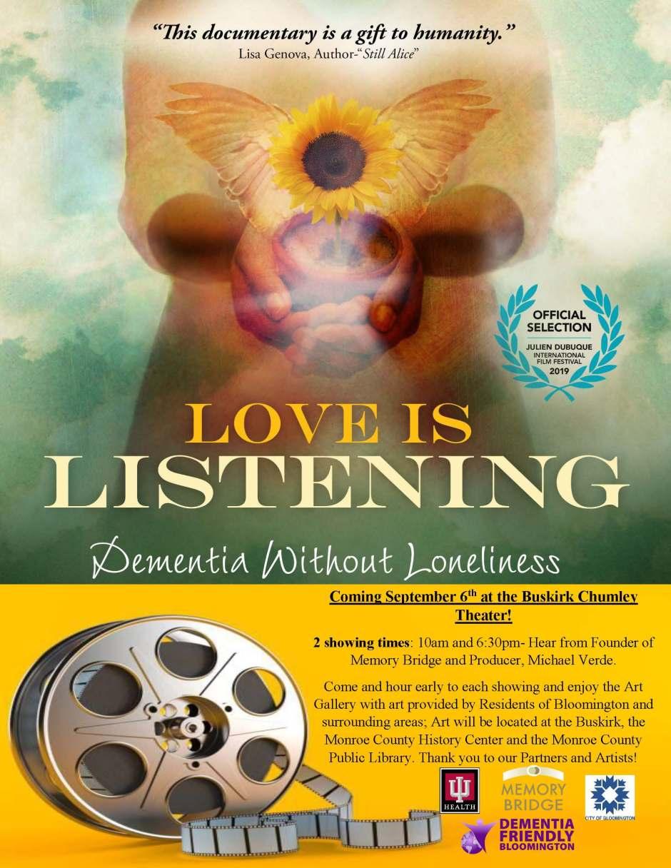 Love is Listening